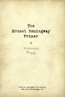 The Ernest Hemingway Primer