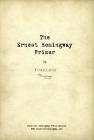 The Ernest Hemingway Primer