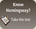 Ernest Hemingway Trivia